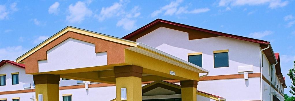 America's Best Value Inn St. Louis South - St. Louis - Building