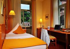 City Partner Hotel Holländer Hof - Heidelberg - Bedroom