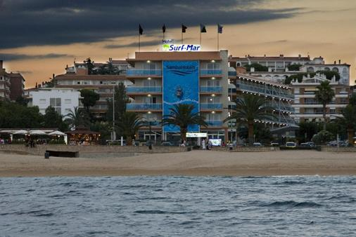 Surf Mar Hotel - Lloret de Mar - Outdoor view