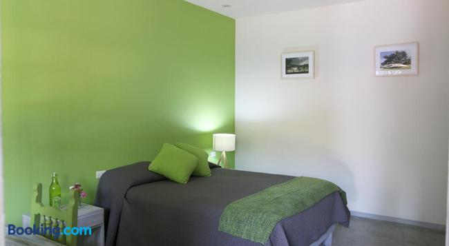 La Betulia Bed And Breakfast - Oaxaca - Bedroom