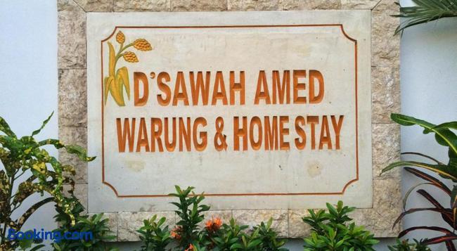 Dsawah Amed Homestay & Warung - Amed - Building