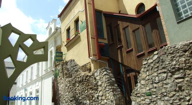 Hotel Diána - Pecs - Building