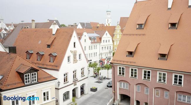 Hotel Falken - Memmingen - Building