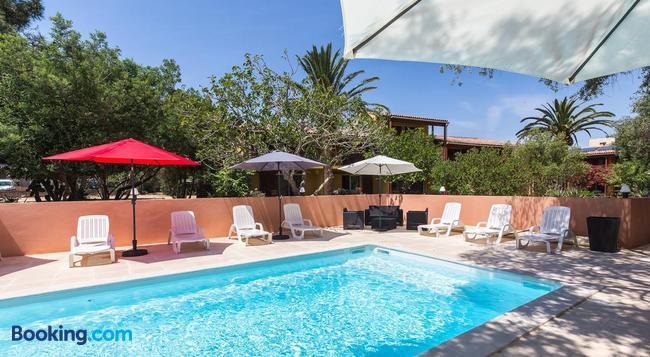 Casa Vecchia - Calvi - Pool