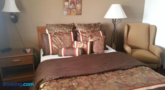 Raine Motel - Valentine - Bedroom
