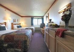 Duluth Spirit Mountain Inn & Suites Americas Best Value Inn - Duluth - Bedroom