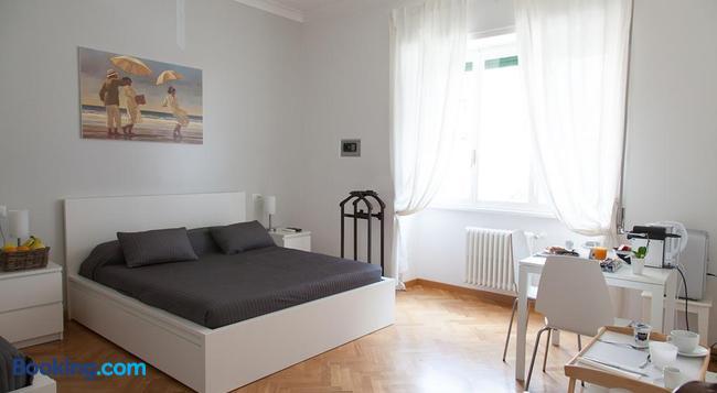Cicerone 60 - Rome - Bedroom