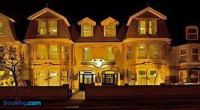All Seasons Lodge Hotel - Great Yarmouth - Building