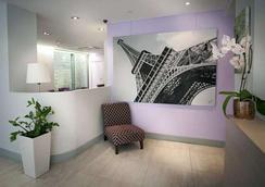 Hotel Soft - Paris - Lobby