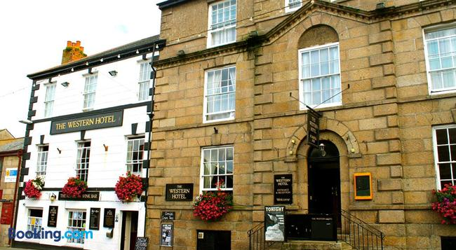 The Western Hotel - St. Ives - Building