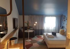 Kyriad Prestige Aix en Provence - Aix-en-Provence - Bedroom