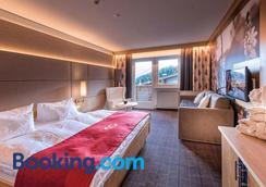 Hotel Universo - Serfaus - Bedroom