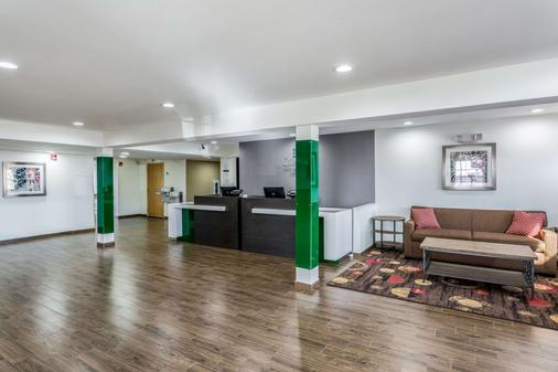 Quality Inn and Suites El Paso - El Paso - Lobby
