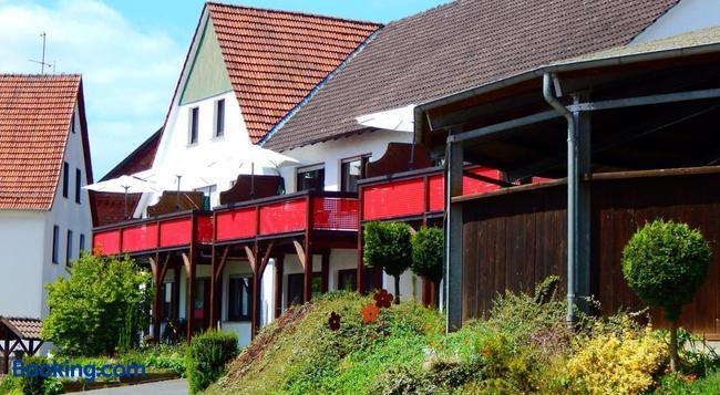 Reiter- Und Ferienhof Redder - Bad Driburg - Building