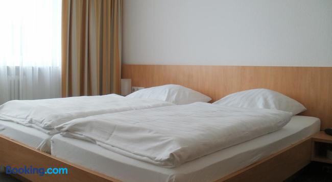 Gästehaus Ziegler - Stuttgart - Bedroom