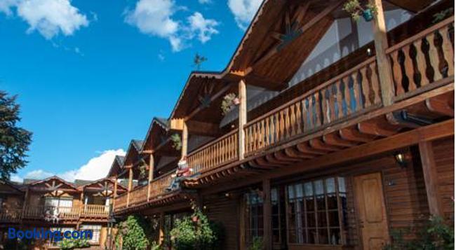 Apart Hotel Blumenau - Osorno - Building