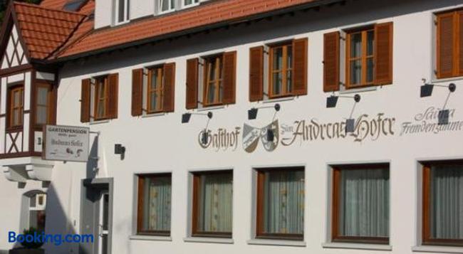 Hotel Andreas Hofer - Dornbirn - Building