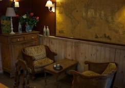 Hotel Galia - Brussels - Lobby