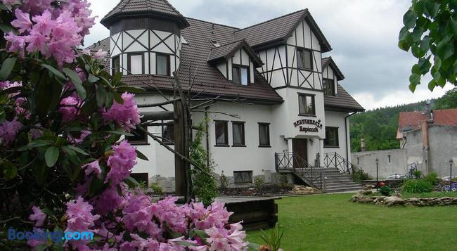 Rezydencja - Pensjonat Zapiecek - Świeradów-Zdrój - Building