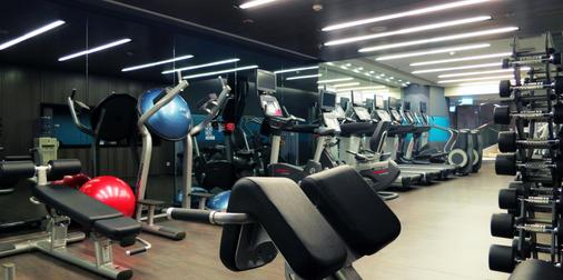 Crowne Plaza Hong Kong Kowloon East - Hong Kong - Gym