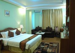 Best Western Green Hill Hotel - Yangon - Bedroom