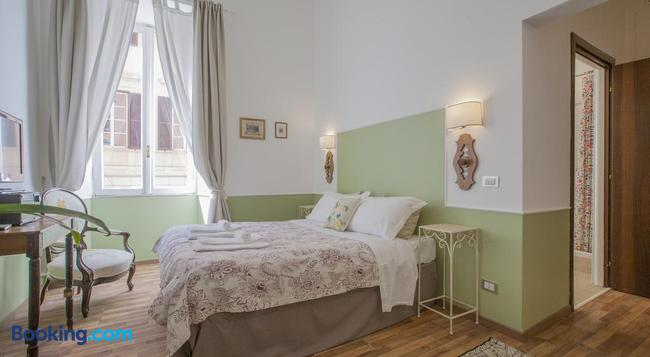 Babbo Bed And Breakfast - Rome - Bedroom