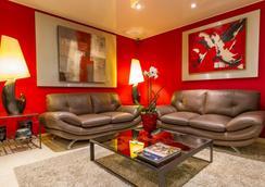 Best Western Golf Hotel - La Grande-Motte - Lobby