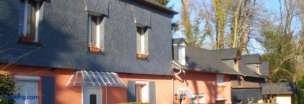 Les Coquillettes - Honfleur - Building