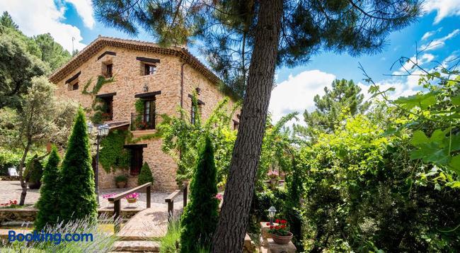 Hotel de Montaña Cueva Ahumada - Villaverde de Guadalimar - Building