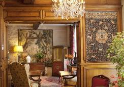 Hotel Left Bank Saint Germain - Paris - Lobby