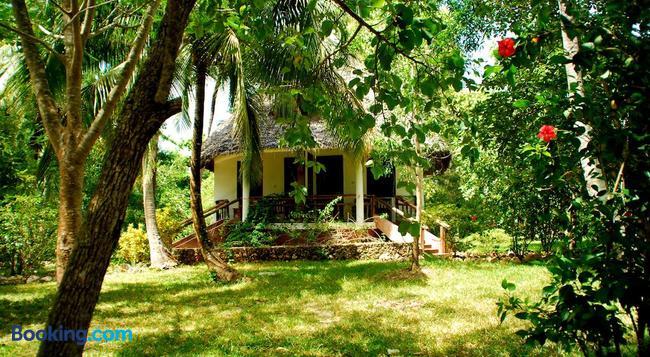 Mangrove Lodge - Zanzibar - Building