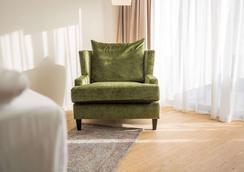 Suytes Business Studios - Heidelberg - Bedroom