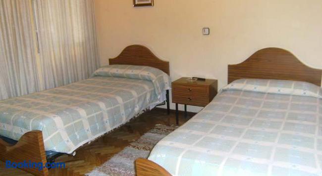 Hostal Suárez - Madrid - Bedroom