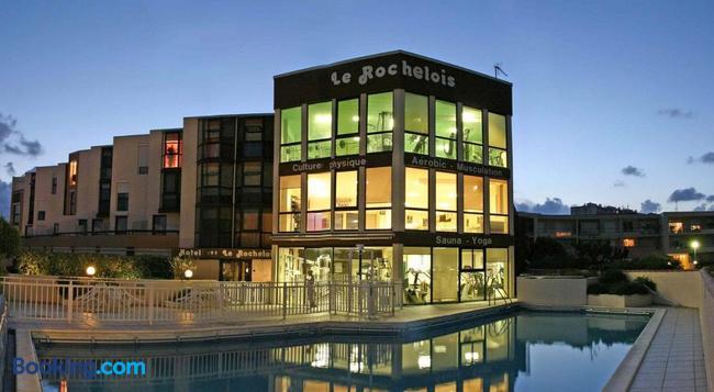 Hôtel Le Rochelois - La Rochelle - Building