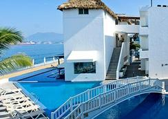 Best Western PLUS Luna del Mar - Manzanillo - Pool