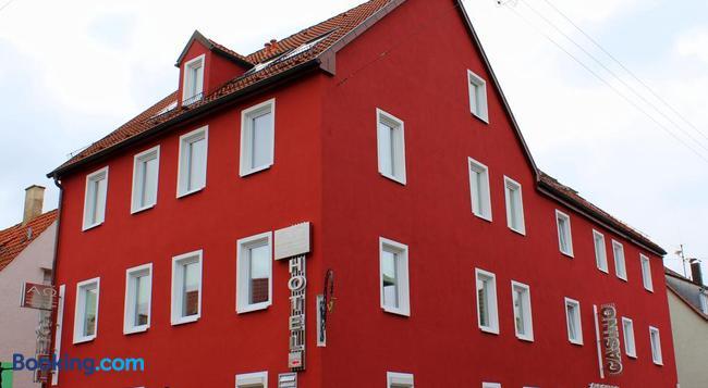 Alpha & Omega Hotel - Stuttgart - Building