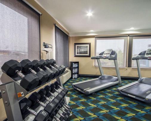 Comfort Inn & Suites I-10 Airport - El Paso - Gym