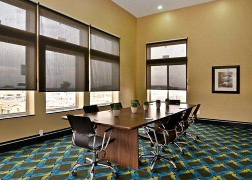 Comfort Inn & Suites I-10 Airport - El Paso - Meeting room