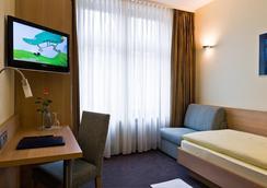 City Partner Hotel Berliner Hof - Karlsruhe - Bedroom