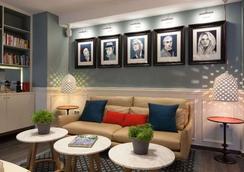 Hôtel Les 3 Poussins - Paris - Lobby