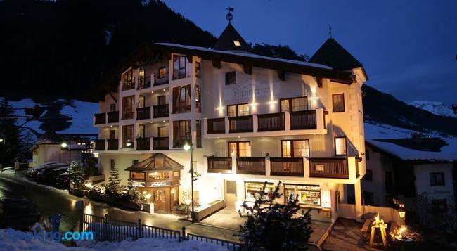 Hotel Alpina - Ischgl - Building