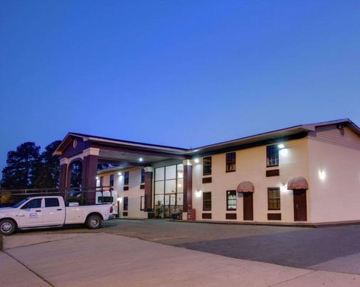 Econo Lodge Conference Center - El Dorado - Building