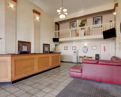 Econo Lodge Conference Center - El Dorado - Lobby