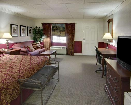 Econo Lodge Conference Center - El Dorado - Living room