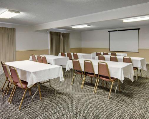 Econo Lodge Conference Center - El Dorado - Meeting room