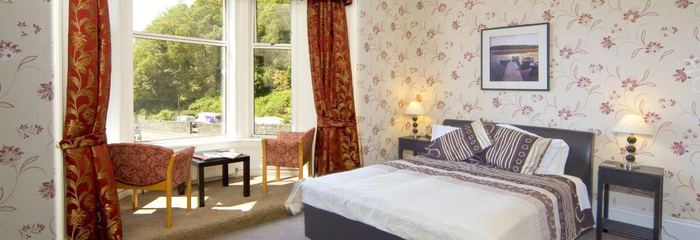 Kings Knoll Hotel - Oban - Bedroom