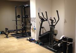 Hotel Lauria - Tarragona - Gym