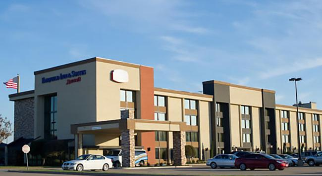Fairfield Inn & Suites Dallas DFW Airport South/Irving - Irving - Building