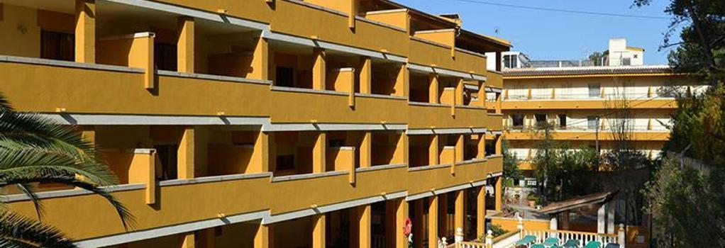 Hotel Flor Los Almendros - Peguera - Building
