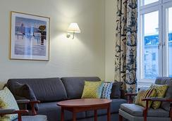 Hotel Terminus Stockholm - Stockholm - Bedroom